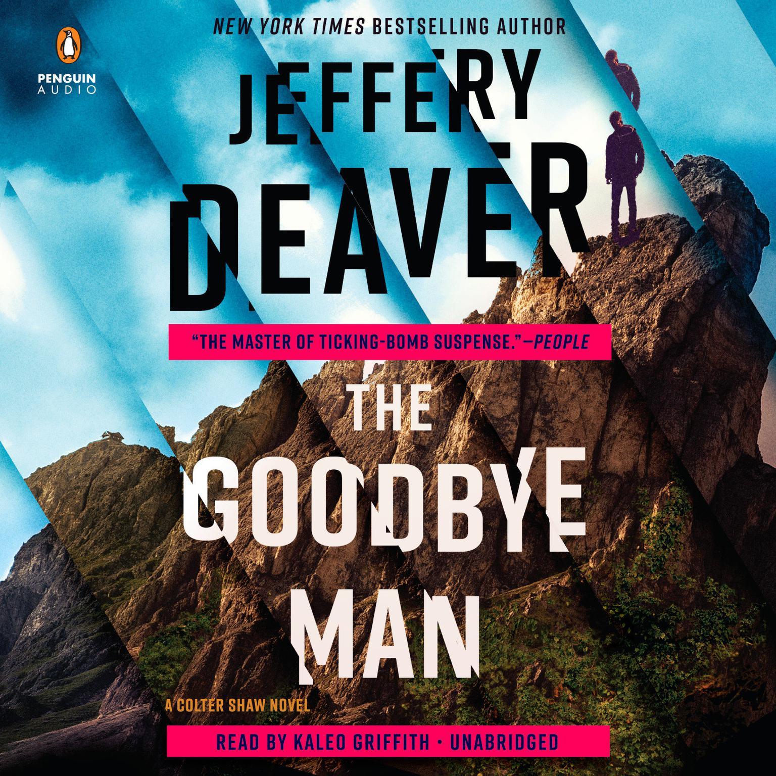Printable The Goodbye Man Audiobook Cover Art