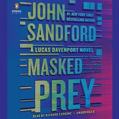 Masked Prey Audiobook, by John Sandford