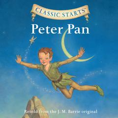 Peter Pan Audiobook, by J. M. Barrie, Tania Zamorsky