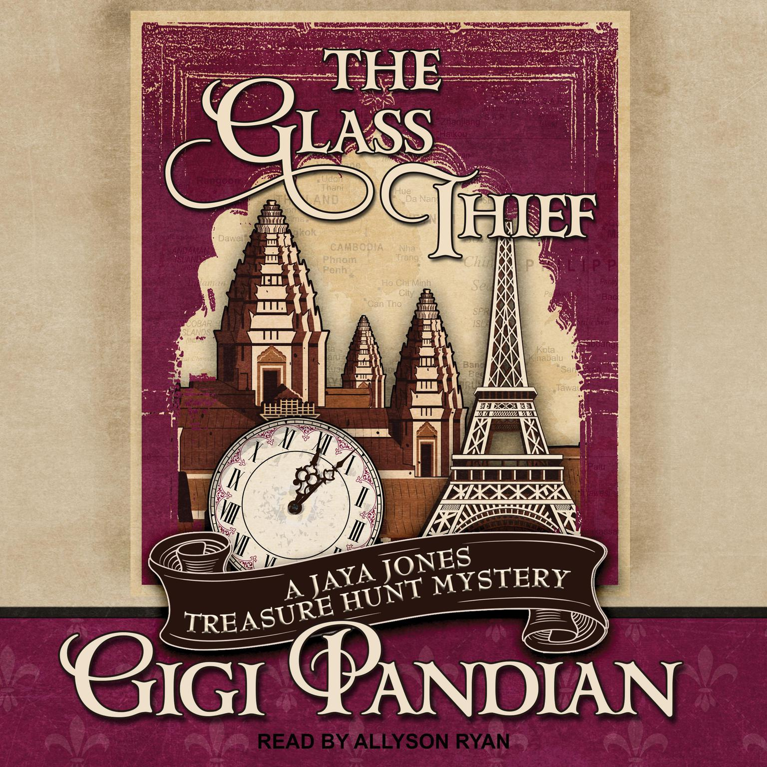 The Glass Thief Audiobook, by Gigi Pandian