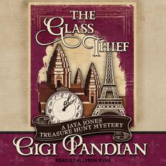The Glass Thief Audiobook, by Gigi Pandian