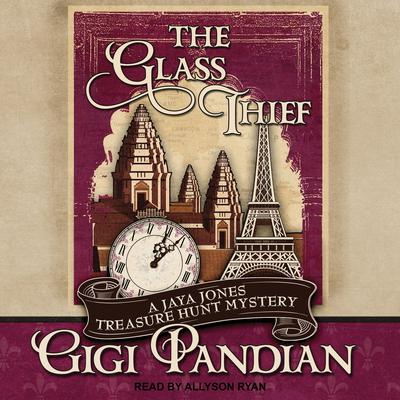 The Glass Thief Audiobook, by