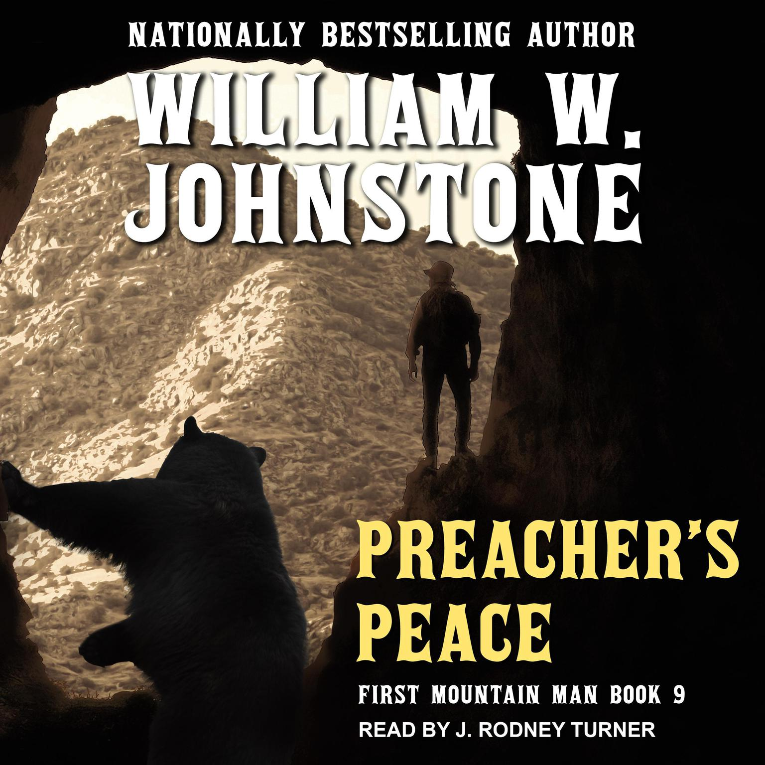 Printable Preacher's Peace Audiobook Cover Art