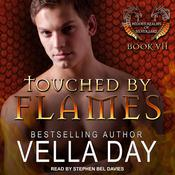 Touched By Flames Audiobook, by Vella Day