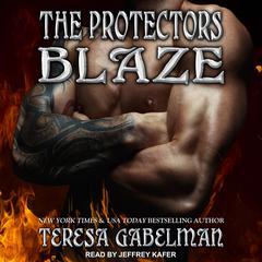 Blaze Audiobook, by Teresa Gabelman