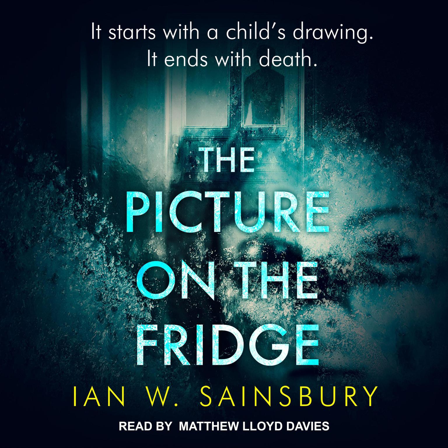 Printable The Picture on the Fridge Audiobook Cover Art