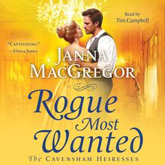 Rogue Most Wanted Audiobook, by Janna MacGregor
