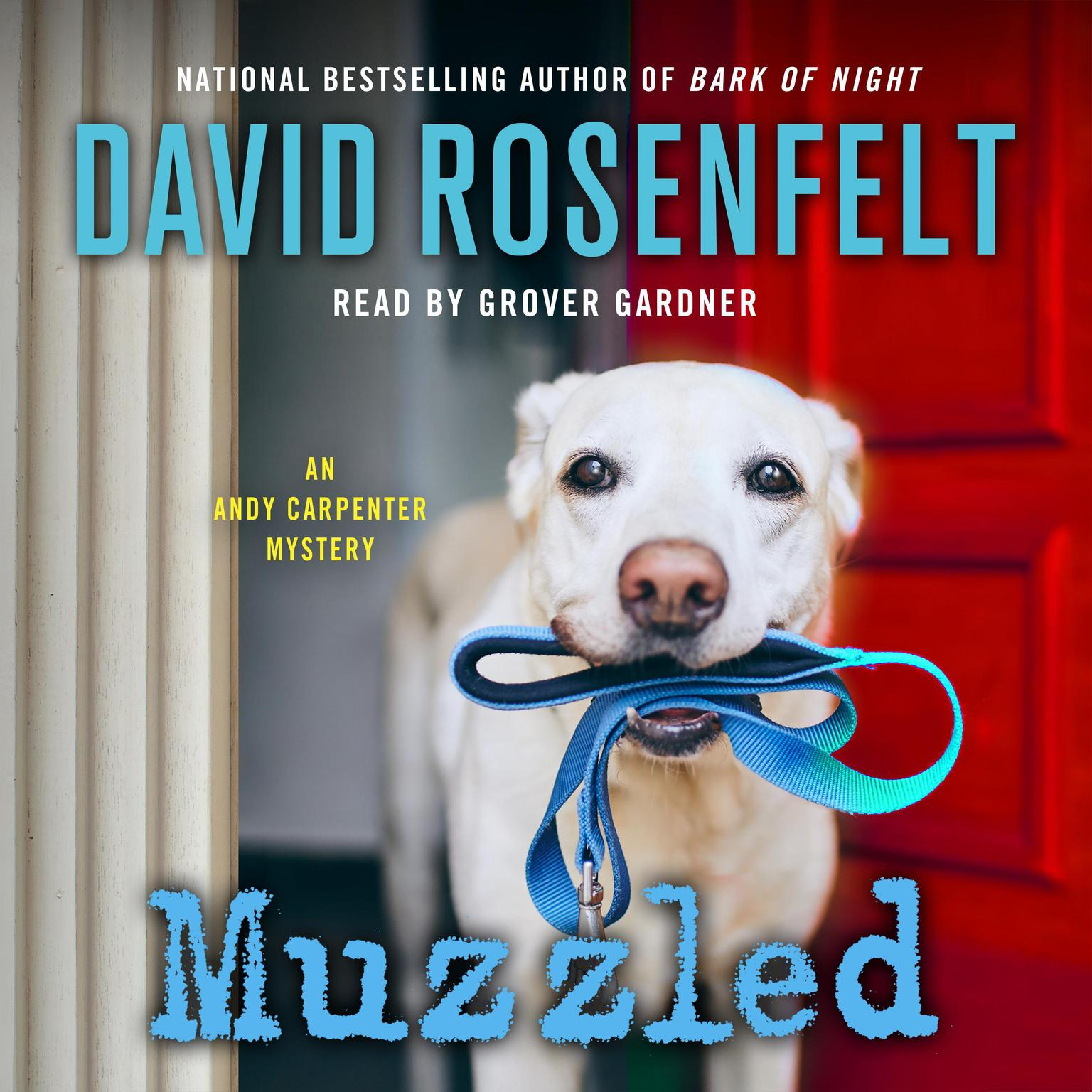 Printable Muzzled: An Andy Carpenter Mystery Audiobook Cover Art