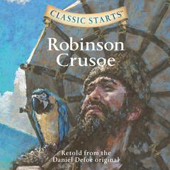 Robinson Crusoe Audiobook, by Daniel Defoe, Deanna McFadden
