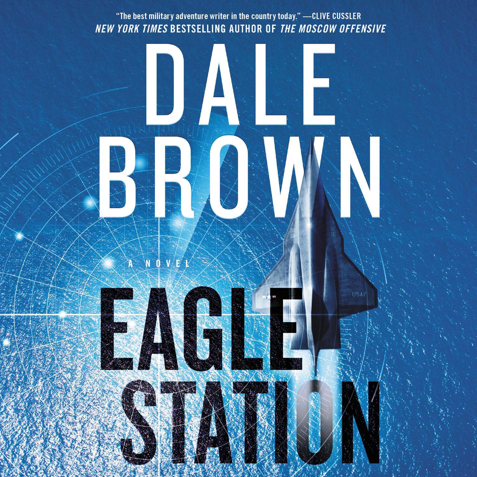 Printable Eagle Station: A Novel Audiobook Cover Art