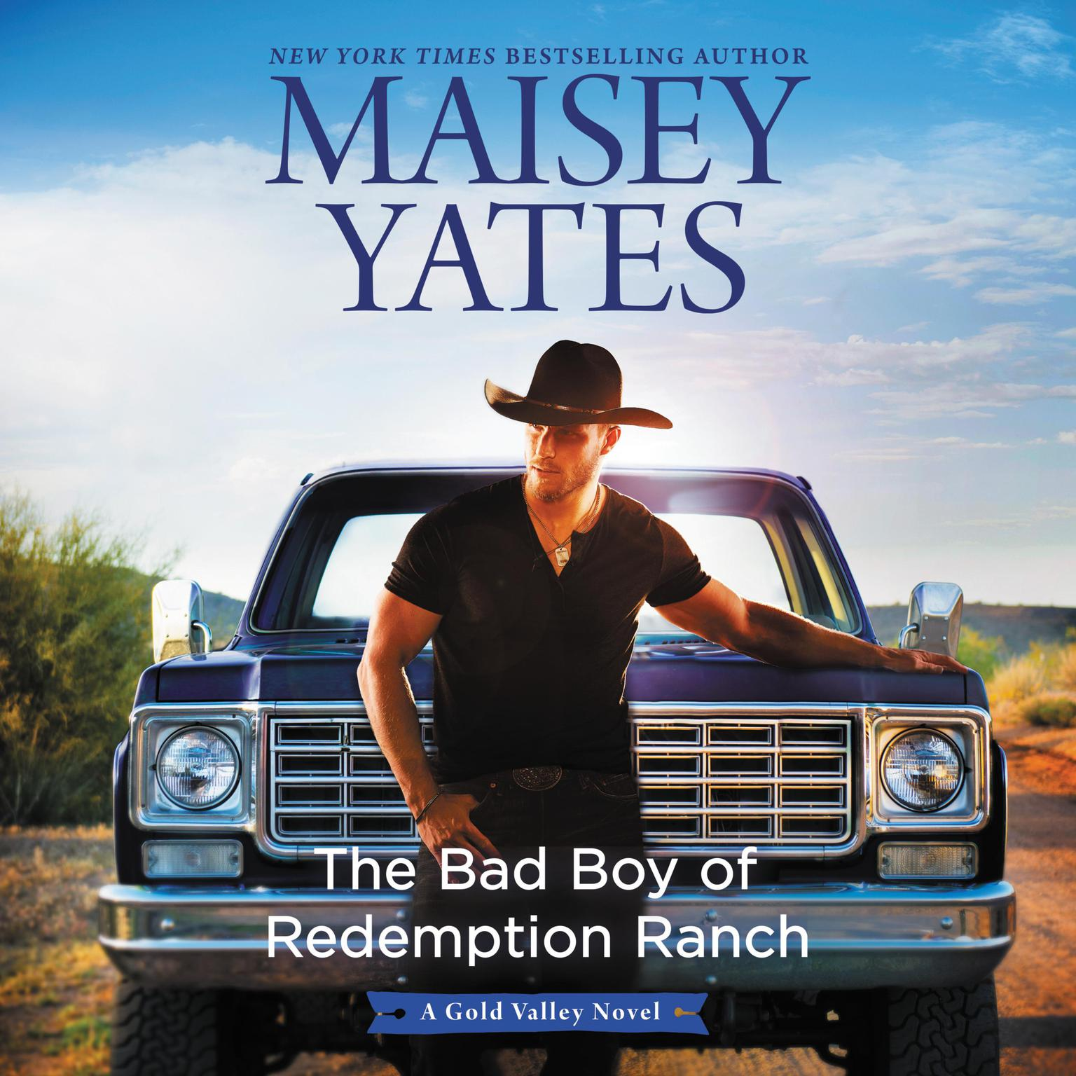 The Bad Boy of Redemption Ranch Audiobook, by Maisey Yates