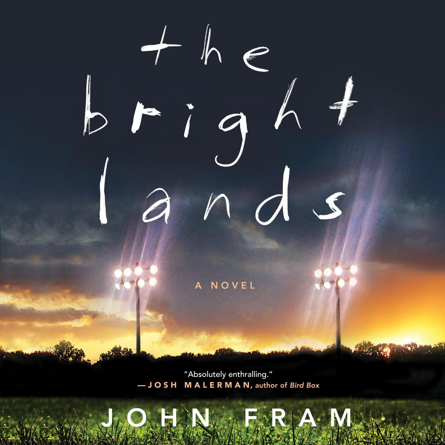 Printable The Bright Lands: A Novel Audiobook Cover Art