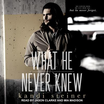 What He Never Knew Audiobook, by Kandi Steiner