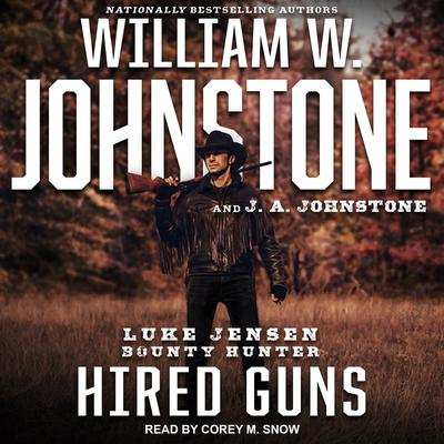 Hired Guns Audiobook, by