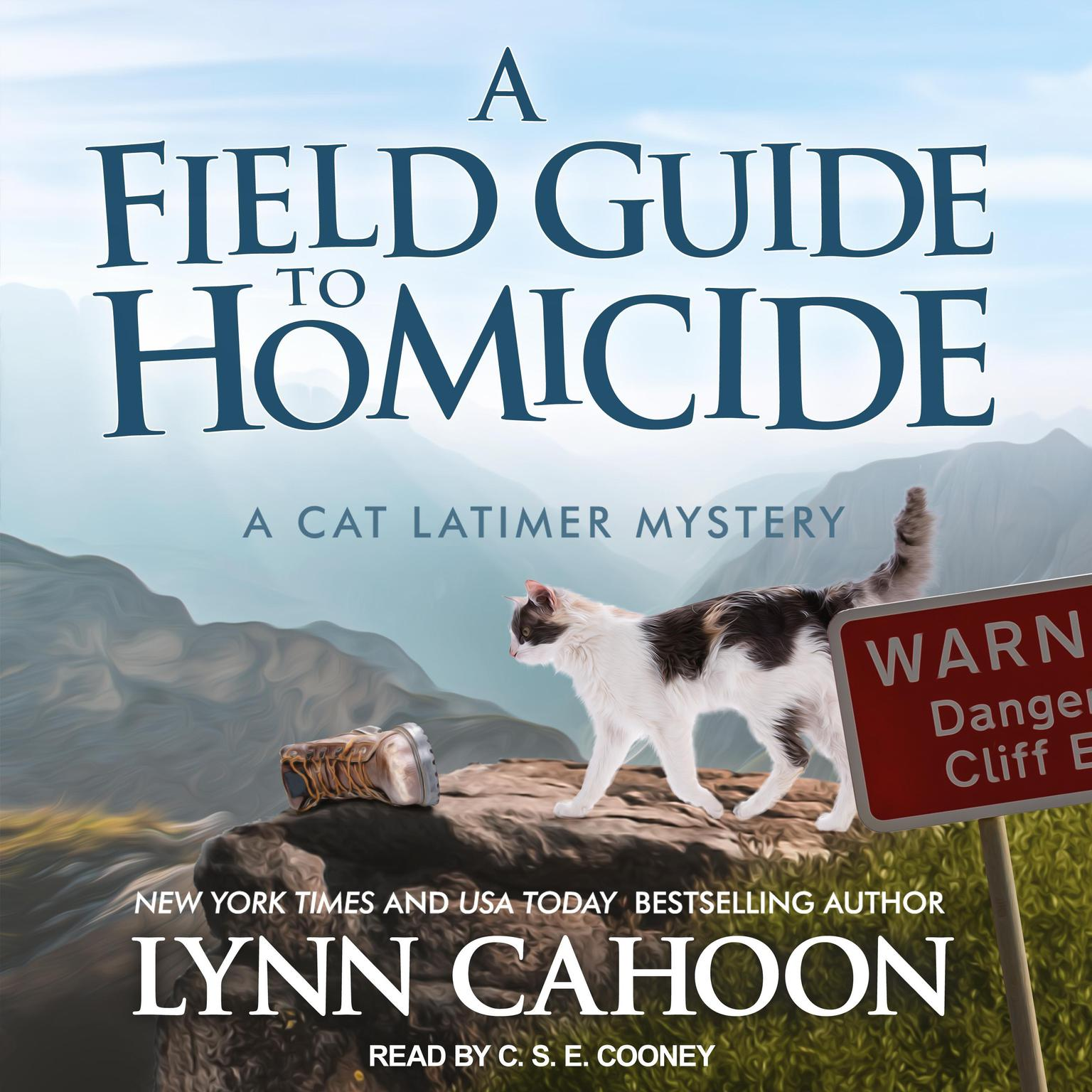 Printable A Field Guide to Homicide Audiobook Cover Art