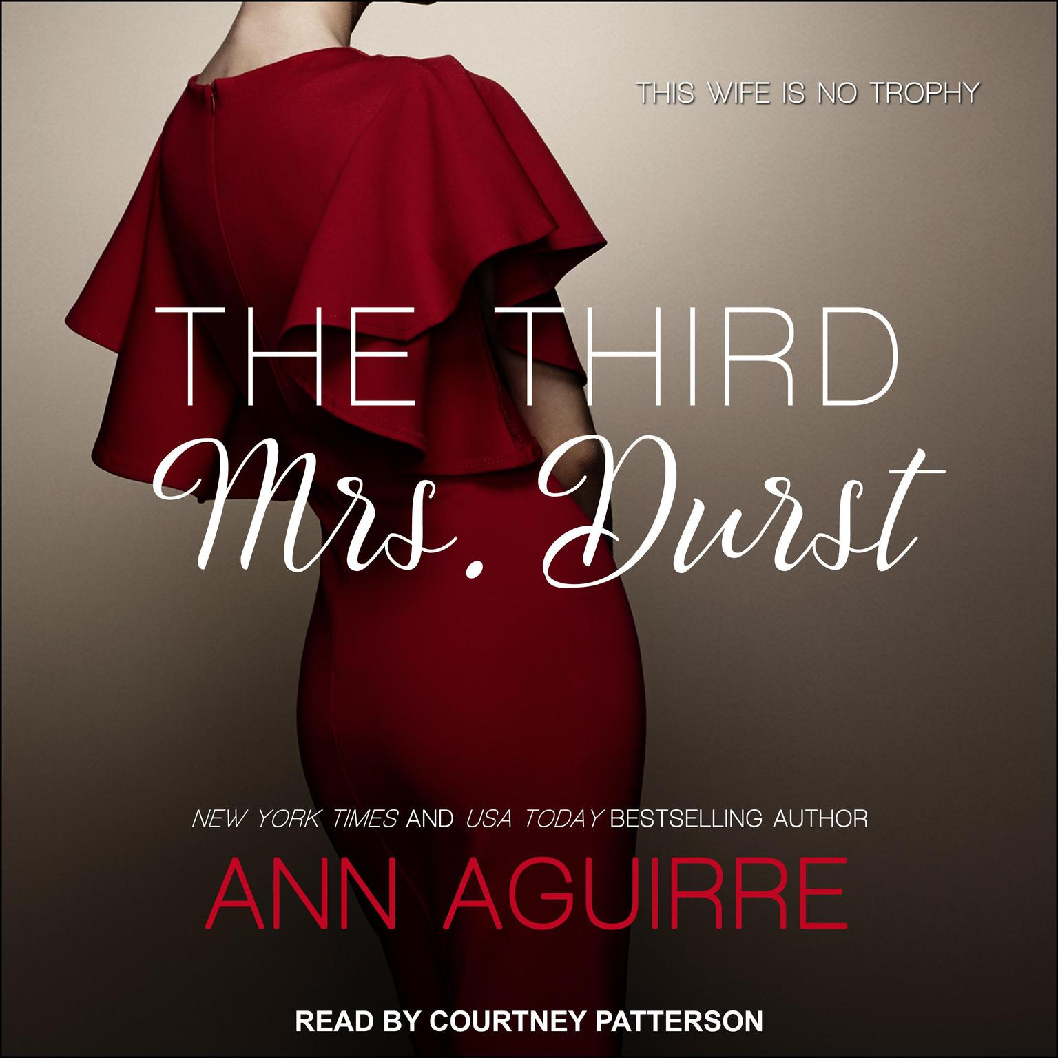Printable The Third Mrs. Durst Audiobook Cover Art