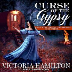 Curse of the Gypsy Audiobook, by Victoria Hamilton