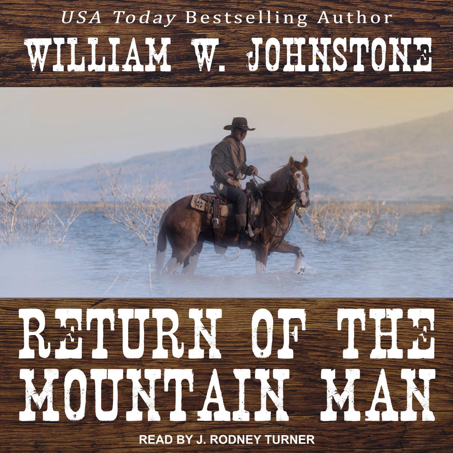 Printable Return of the Mountain Man Audiobook Cover Art