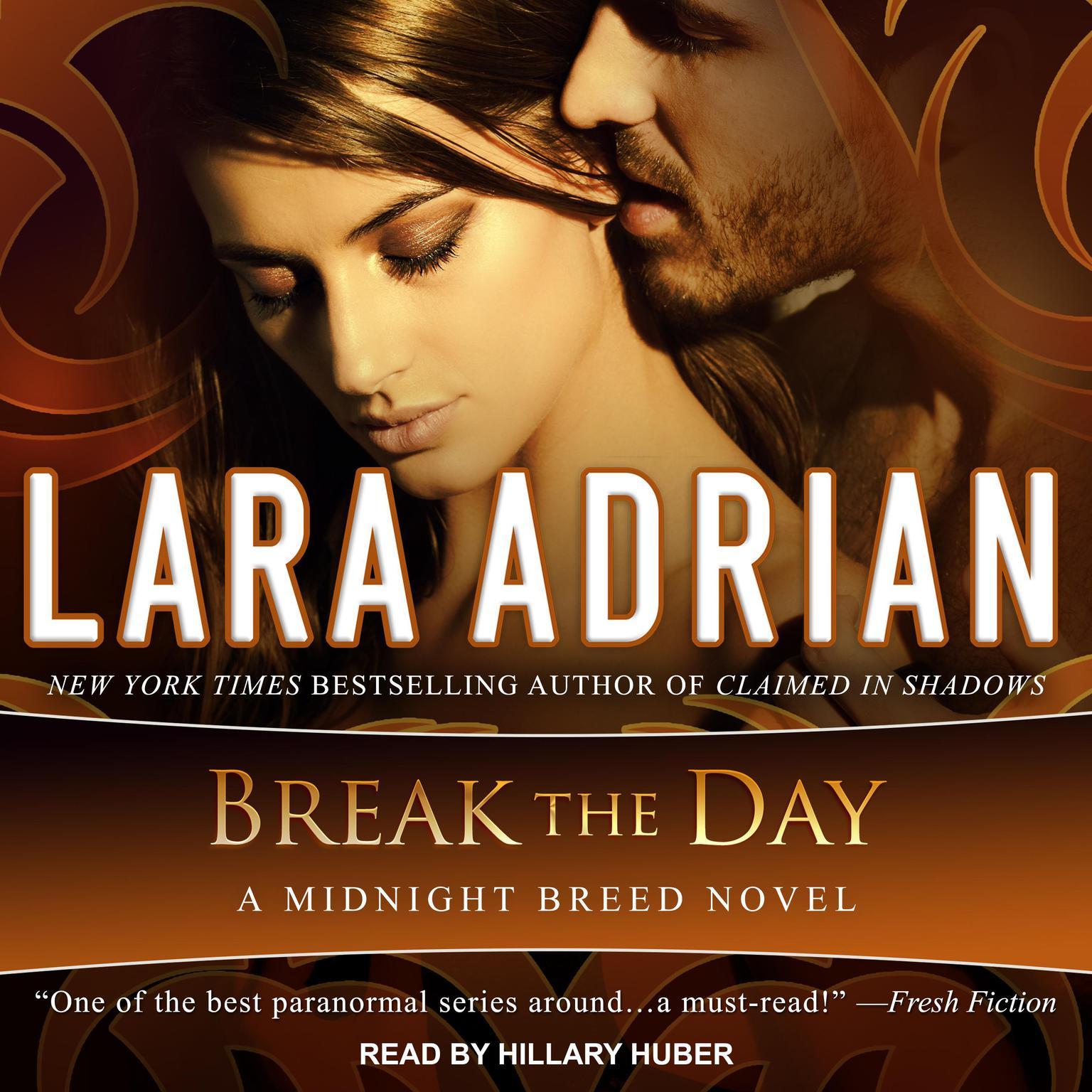 Printable Break the Day Audiobook Cover Art