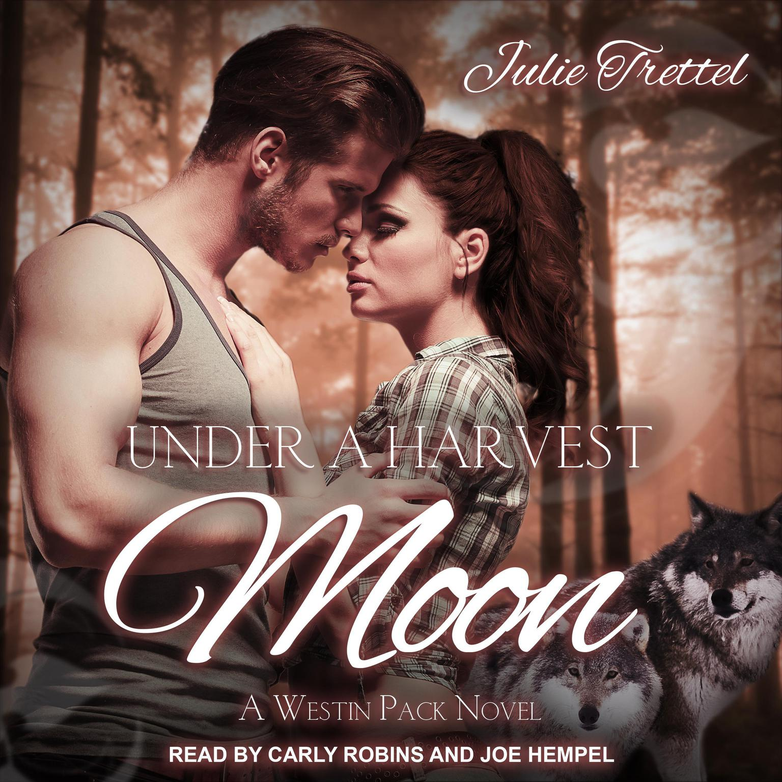 Printable Under a Harvest Moon: A Westin Pack Prequel Audiobook Cover Art