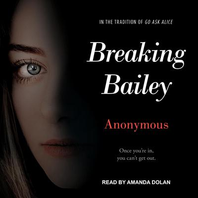 Breaking Bailey Audiobook, by Anonymous