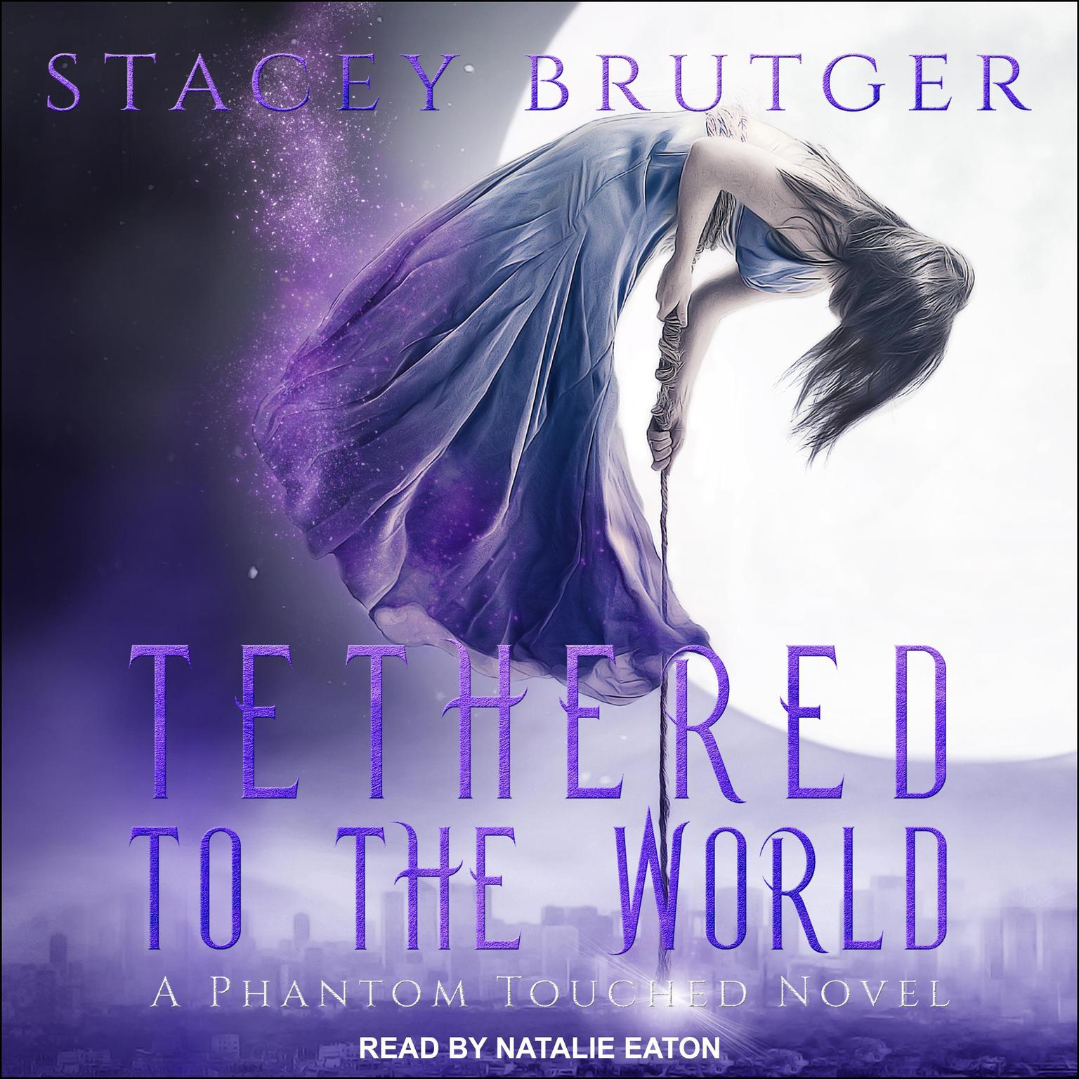 Printable Tethered to the World Audiobook Cover Art