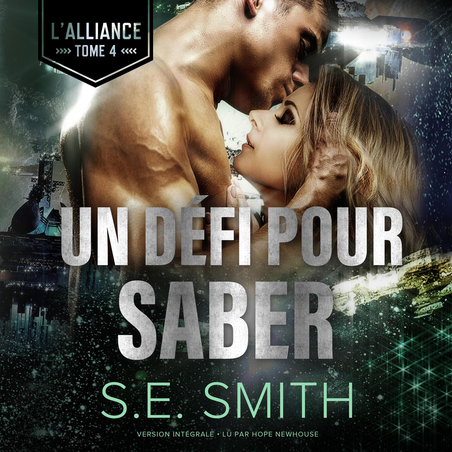 Printable Un Défi pour Saber: L'Alliance, Tome 4 Audiobook Cover Art