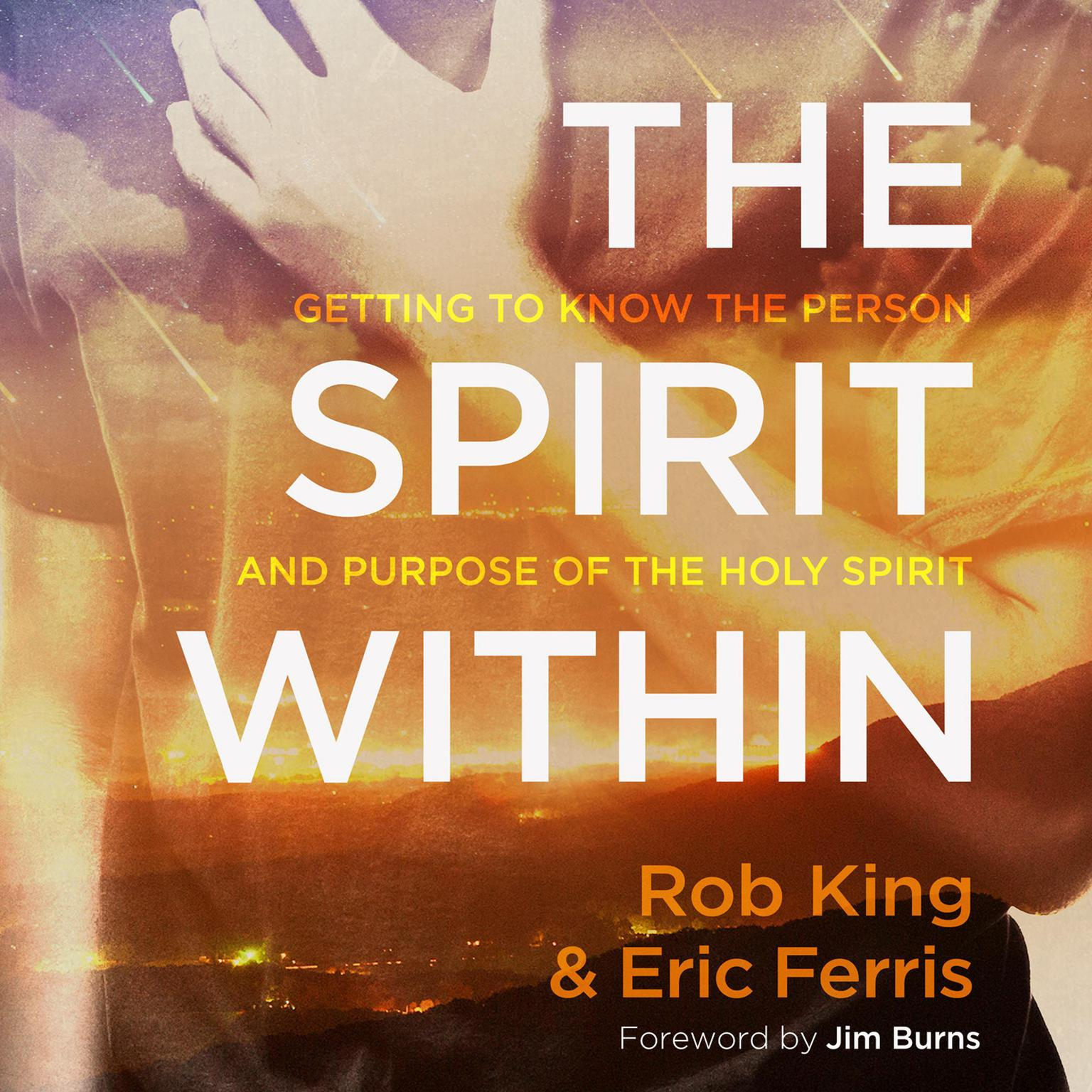 Printable The Spirit Within: Getting to Know the Person and the Purpose of the Holy Spirit Audiobook Cover Art