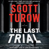 The Last Trial Audiobook, by Scott Turow