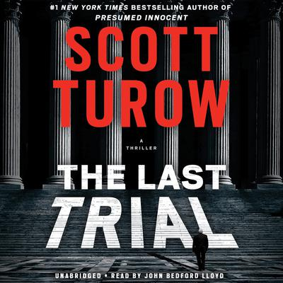 The Last Trial Audiobook, by