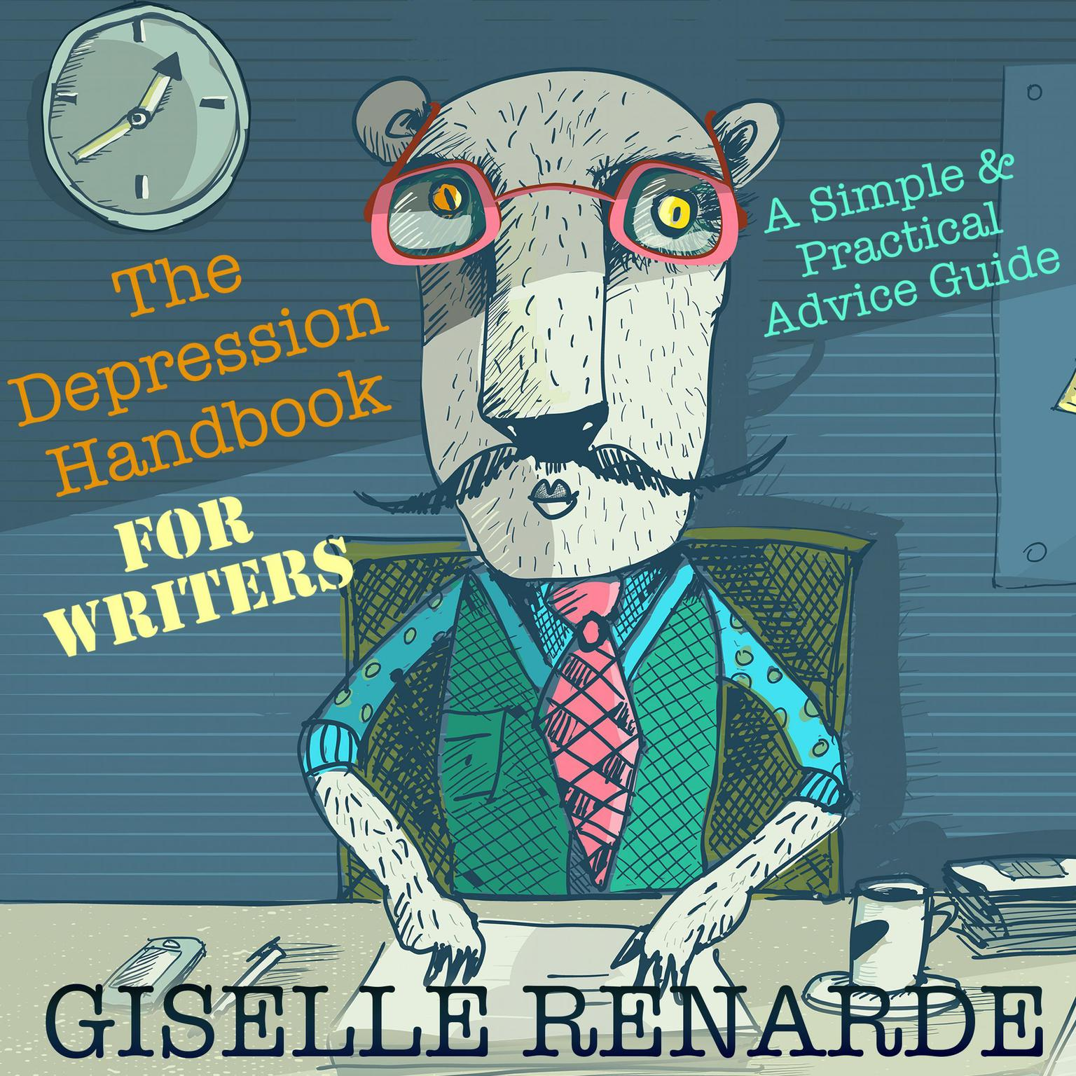Printable The Depression Handbook for Writers: A Simple and Practical Advice Guide Audiobook Cover Art