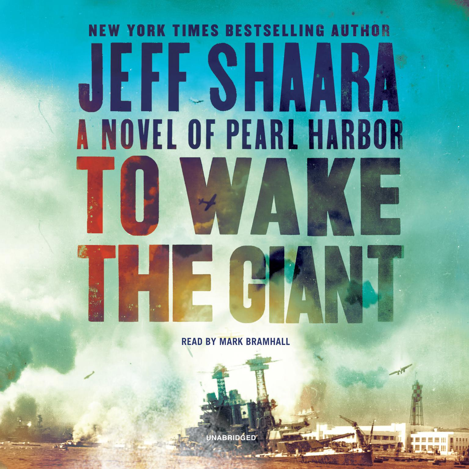 Printable To Wake the Giant: A Novel of Pearl Harbor Audiobook Cover Art