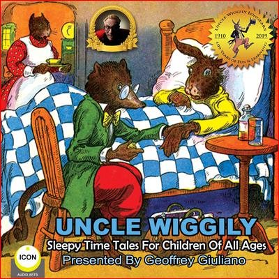 Uncle Wiggily Sleepy Time Tales Audiobook, by Howard Garis