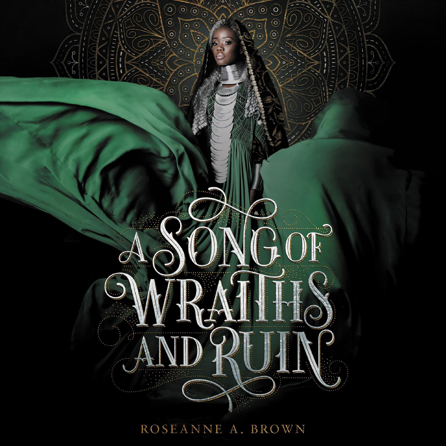 Printable A Song of Wraiths and Ruin Audiobook Cover Art