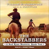 The Backstabbers Audiobook, by J. A. Johnstone, William W. Johnstone