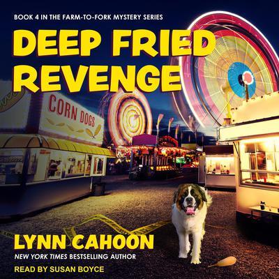 Deep Fried Revenge Audiobook, by