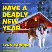 Have a Deadly New Year Audiobook, by Lynn Cahoon