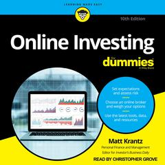 Online Investing For Dummies: 10th Edition Audiobook, by Matt Krantz