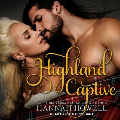 Highland Captive Audiobook, by Hannah Howell