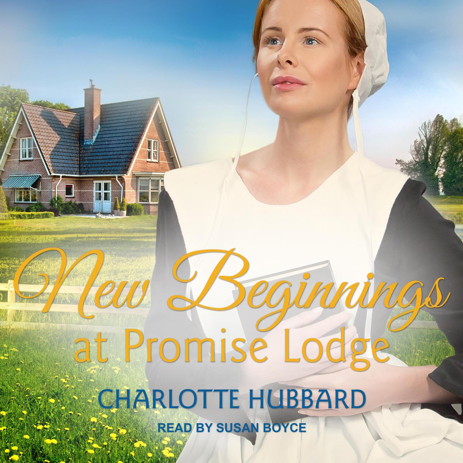 New Beginnings at Promise Lodge Audiobook, by Charlotte Hubbard