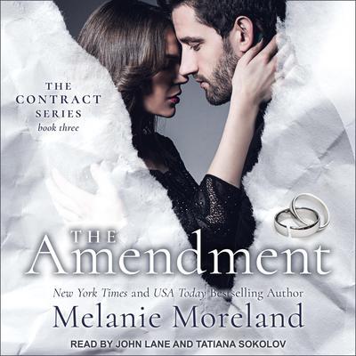 The Amendment Audiobook, by Melanie Moreland