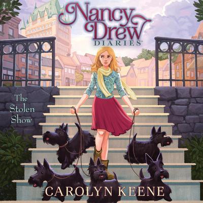 The Stolen Show Audiobook, by Carolyn Keene