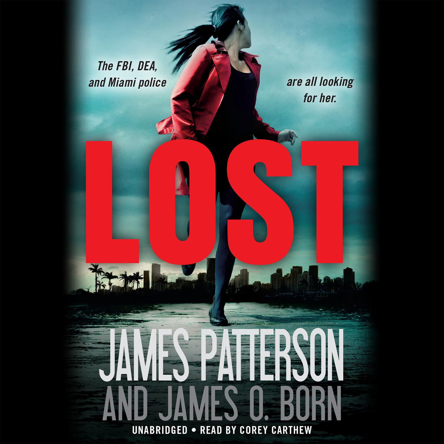 Printable Lost Audiobook Cover Art