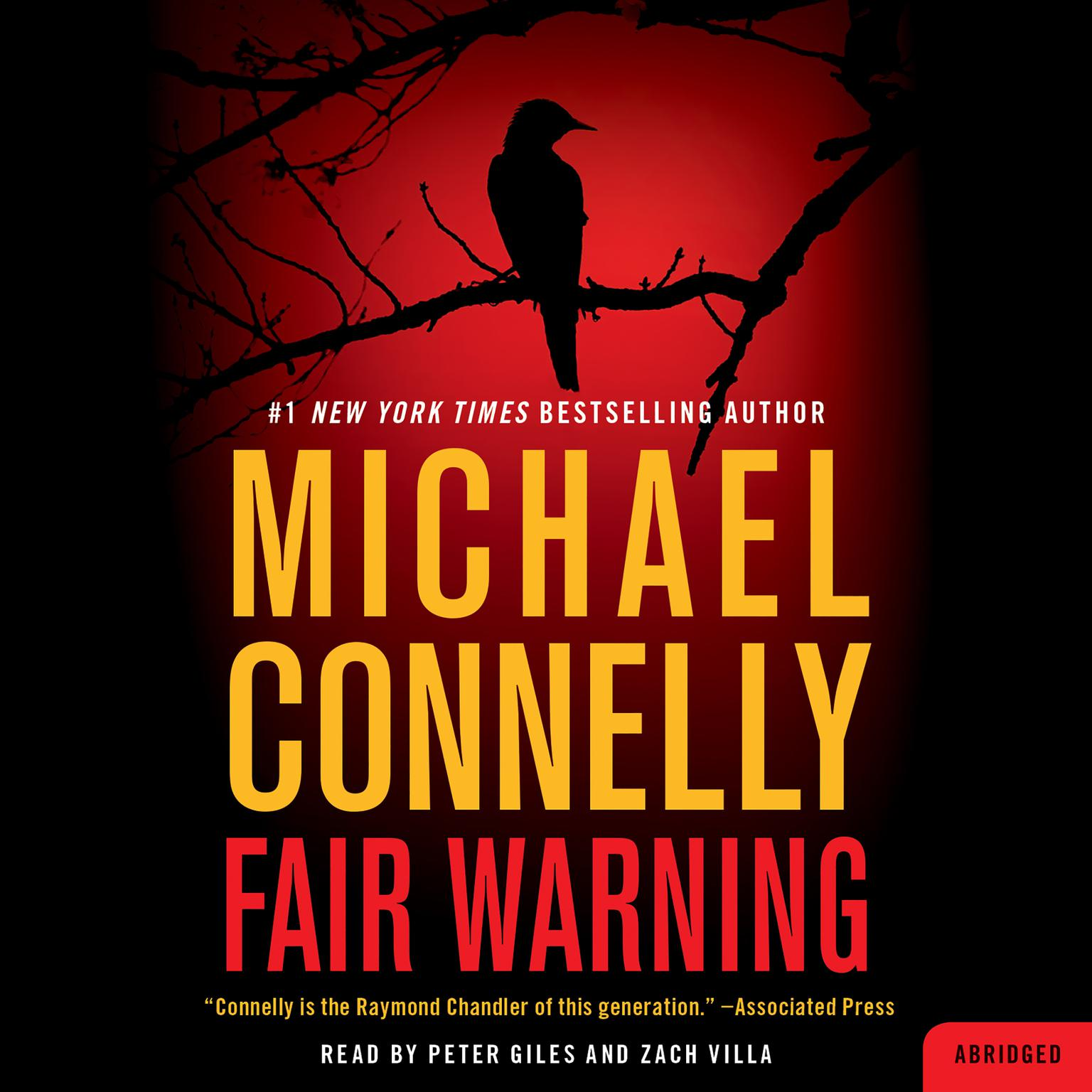 Fair Warning (Abridged) Audiobook, by Michael Connelly