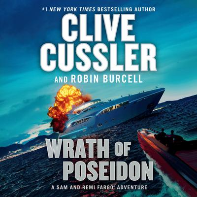 Wrath of Poseidon Audiobook, by Clive Cussler