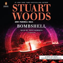 Bombshell Audiobook, by Parnell Hall, Stuart Woods