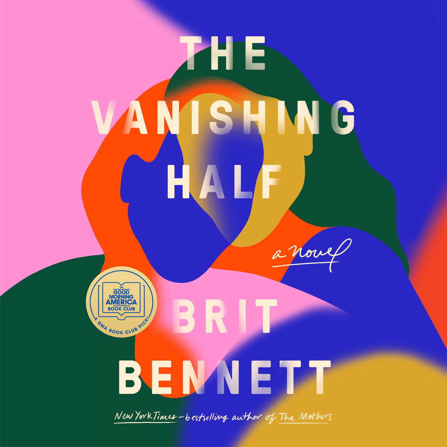 Printable The Vanishing Half: A Novel Audiobook Cover Art