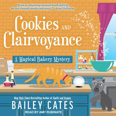 Cookies and Clairvoyance Audiobook, by