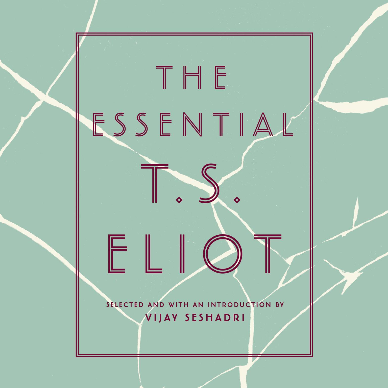 Printable The Essential T.S. Eliot Audiobook Cover Art