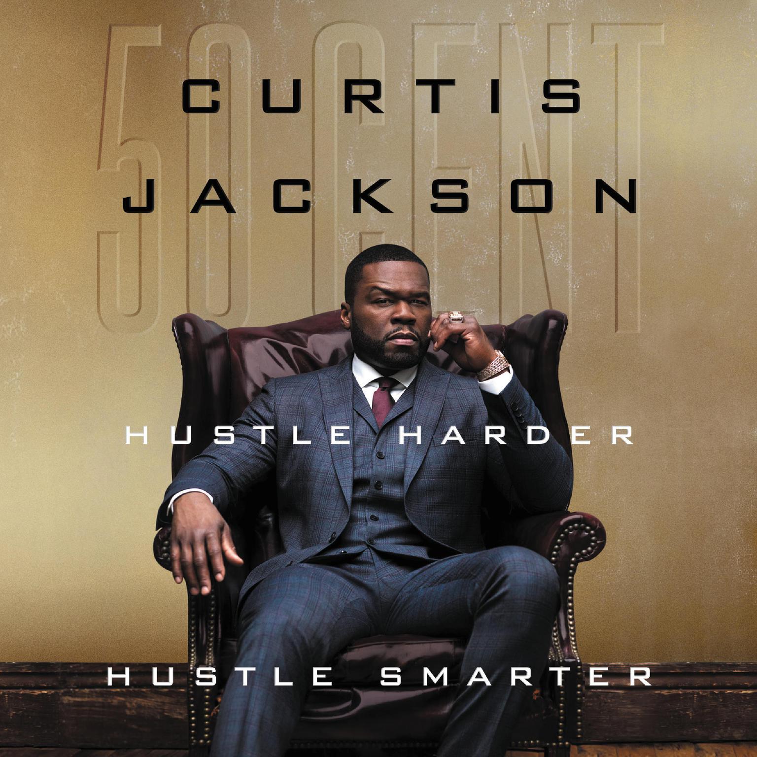 Printable Hustle Harder, Hustle Smarter: Untitled Audiobook Cover Art